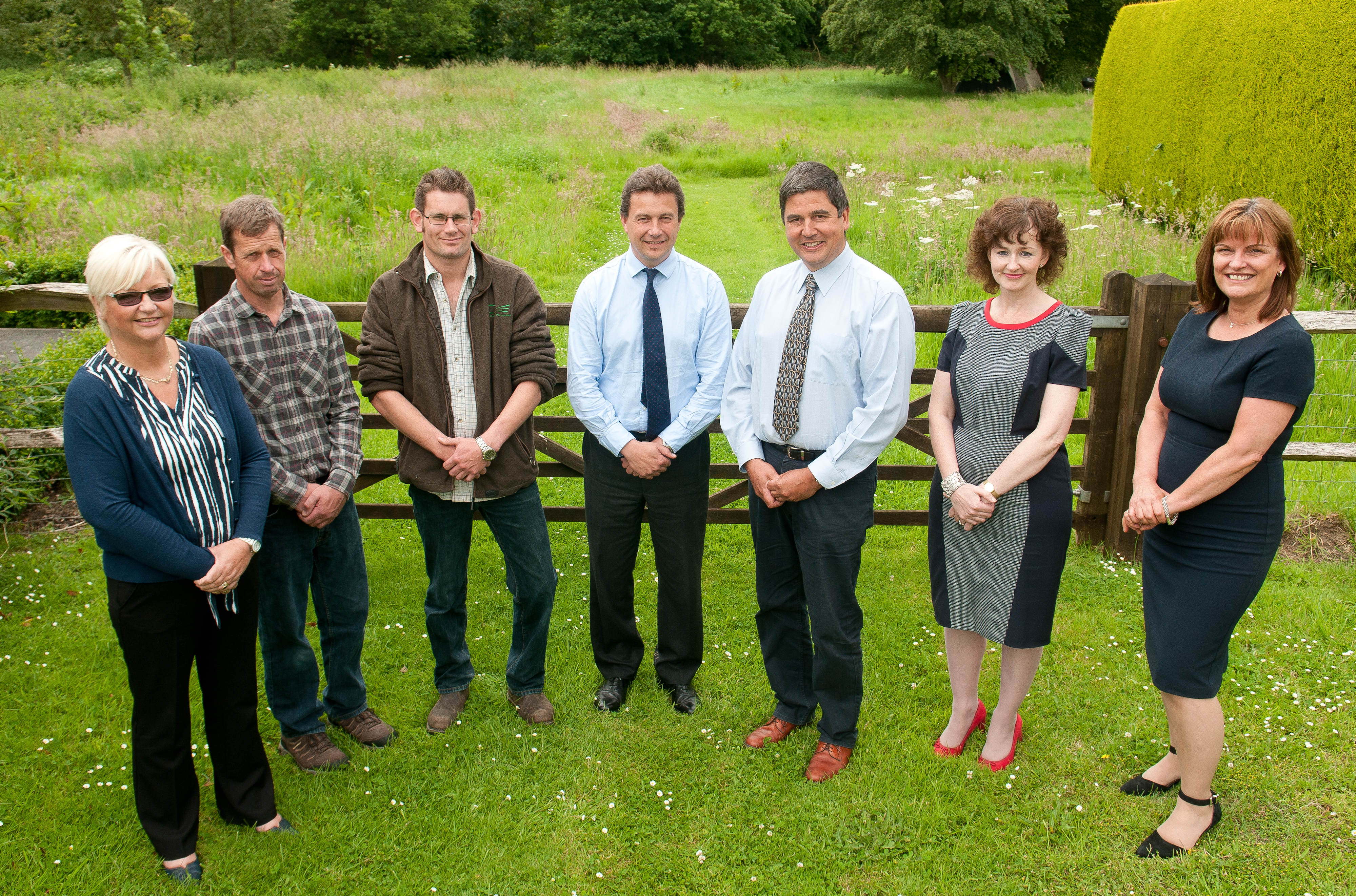 Elvetham Estate Management Team